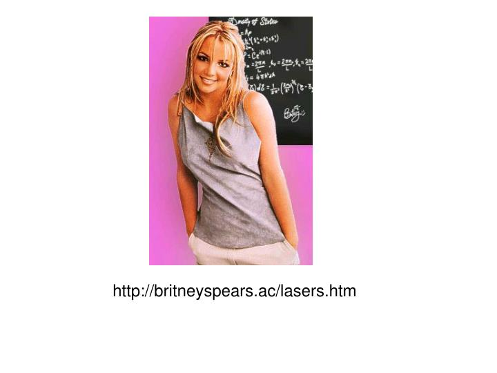 http://britneyspears.ac/lasers.htm