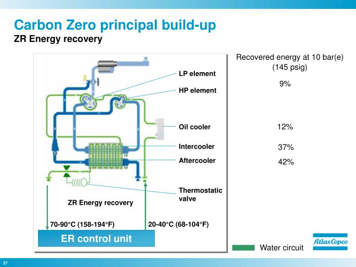 Carbon Zero principal build-up