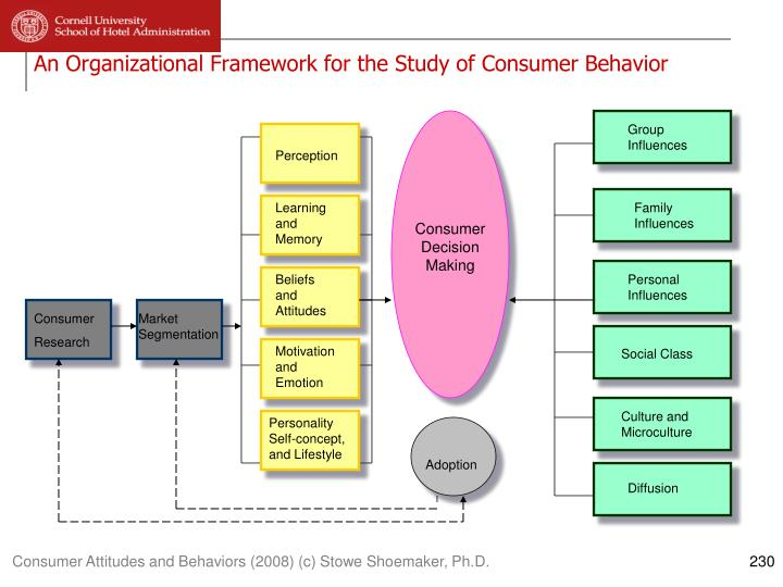 A framework for consumer behavior
