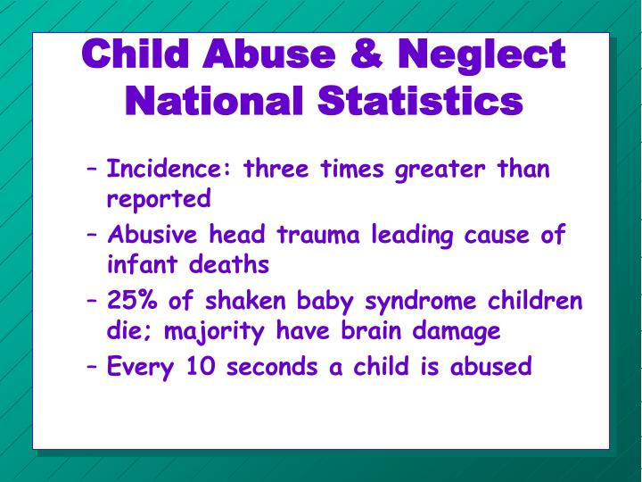 Child abuse neglect national statistics1