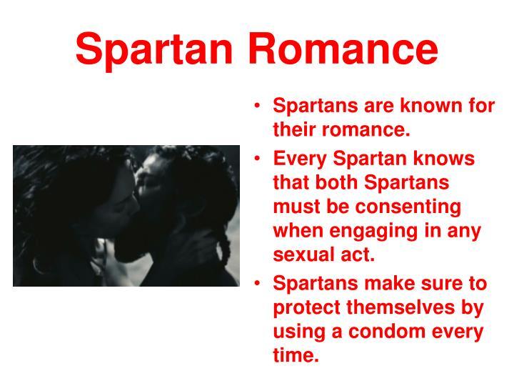 Spartan Romance