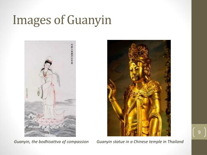 Images of Guanyin