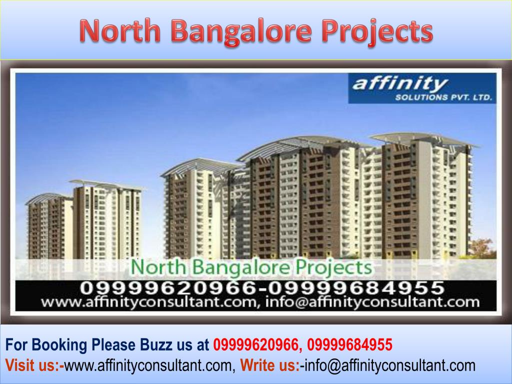 North Bangalore Projects
