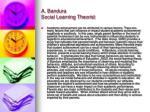 a bandura social learning theorist