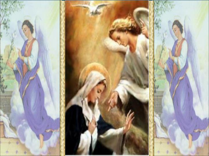 """""""Peçamos hoje ao Arcanjo Gabriel, que anunciou a Nossa Senhora a alegria da chegada da Vida ao mundo, a fortaleza para empreendermos um apostolado alegre em favor da vida, da generosidade, da alegria compartilhada."""""""