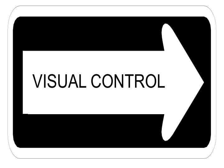 VISUAL CONTROL