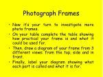 photograph frames3