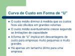 curva de custo em forma de u1