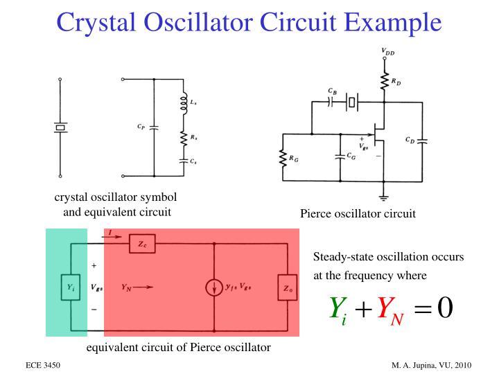 Crystal Oscillator Ppt Giftsforsubs