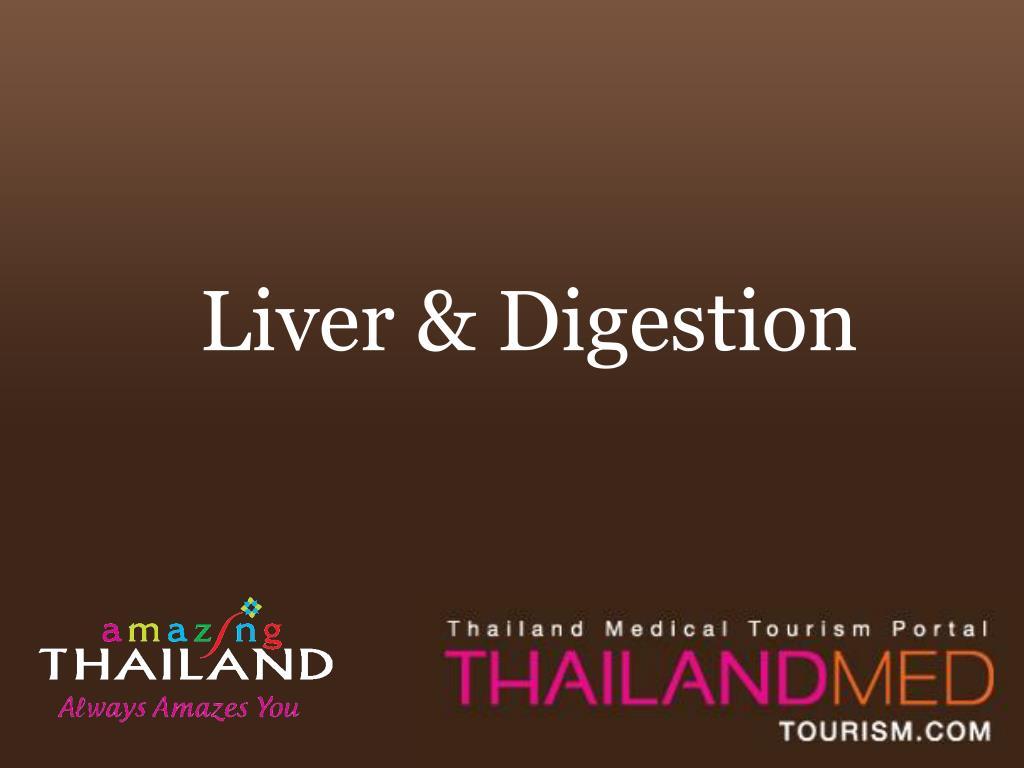 Liver & Digestion
