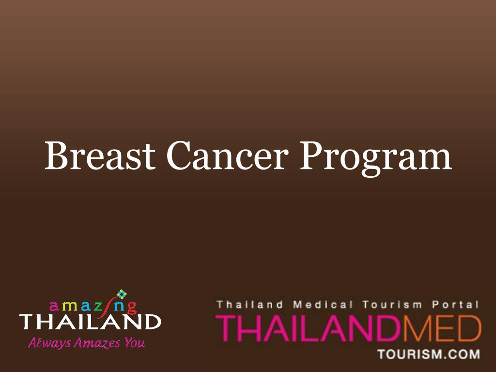 Breast Cancer Program