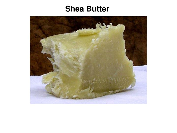 Shea Butter