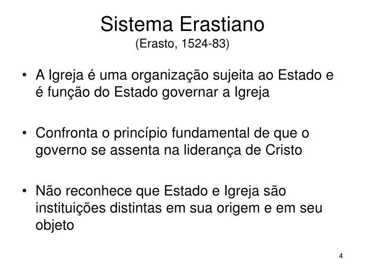 Sistema Erastiano