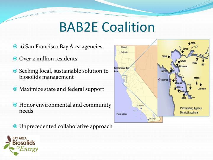 BAB2E Coalition