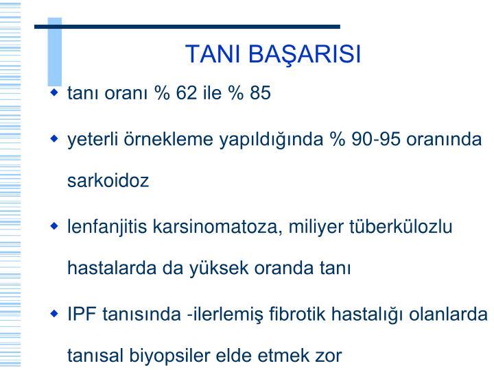 TANI BAŞARISI