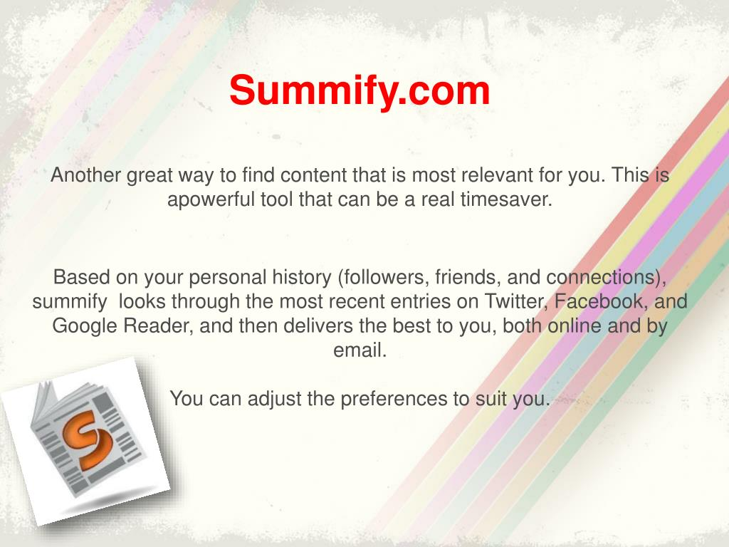 Summify.com