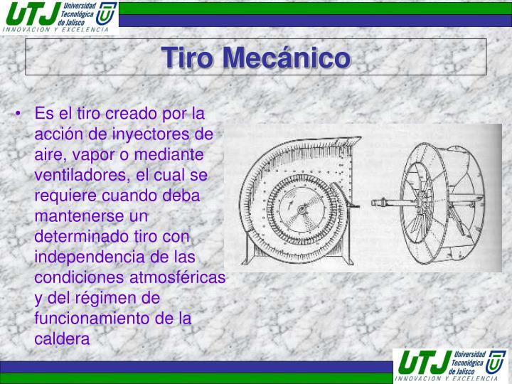 Tiro Mecánico