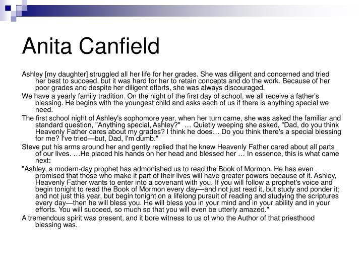 Anita Canfield