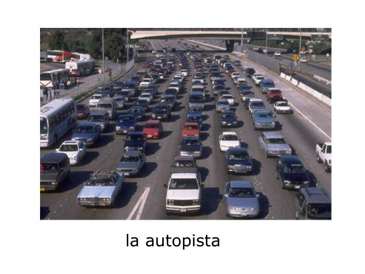 la autopista