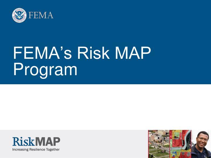 FEMA's Risk MAP Program