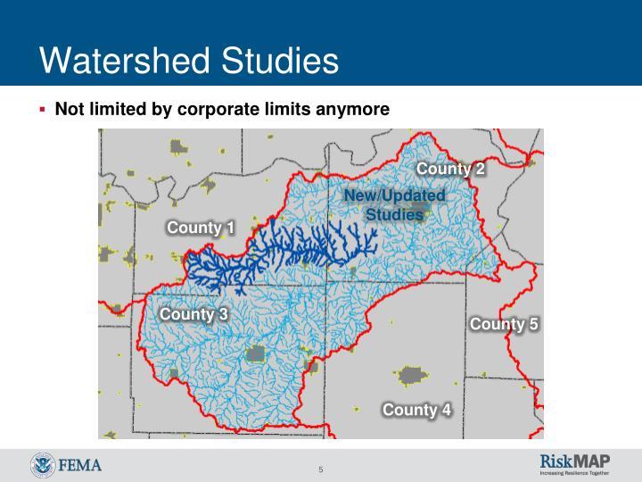 Watershed Studies