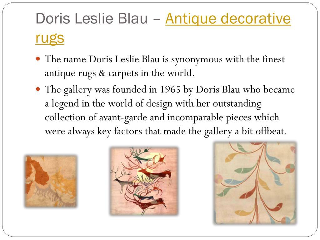 Doris Leslie