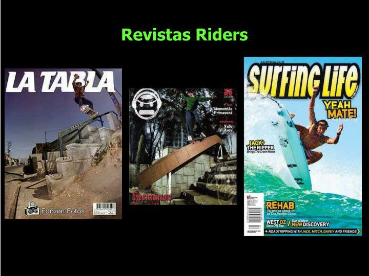 Revistas Riders