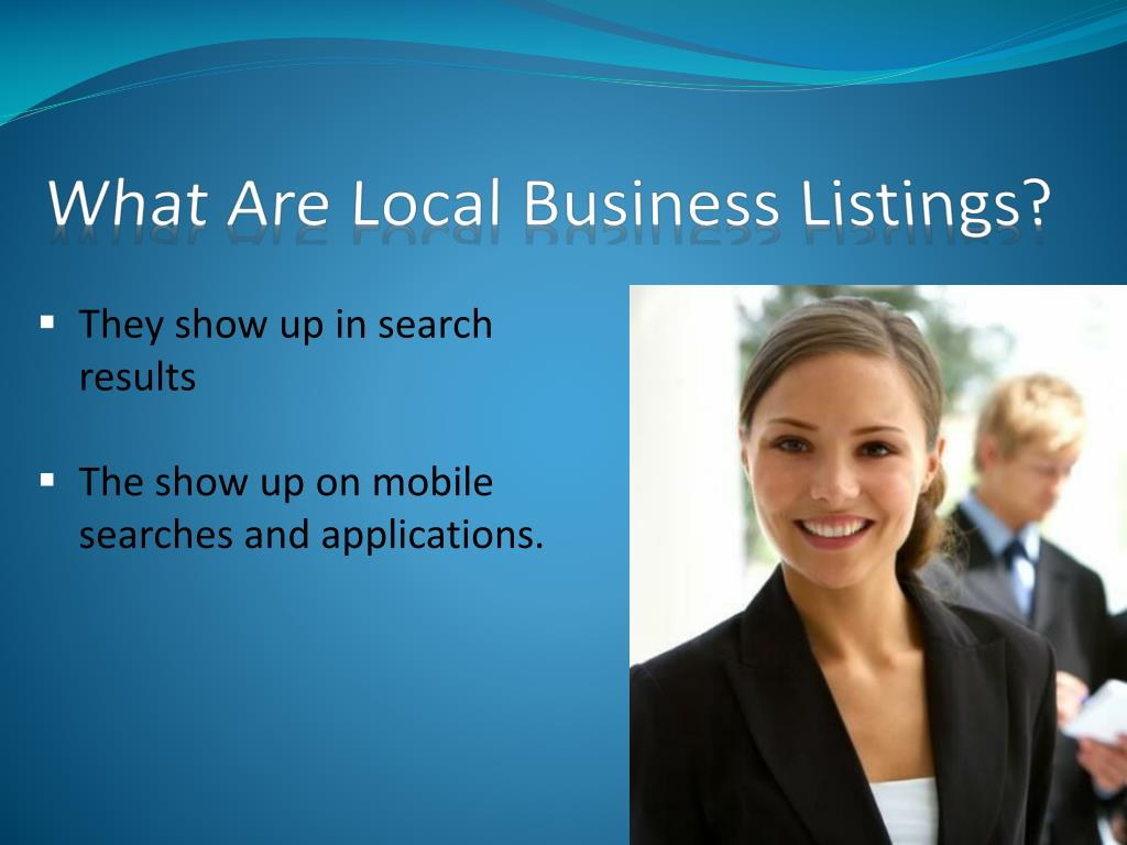 What Are Local Business Listings?