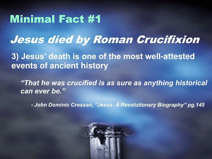 Minimal Fact #1