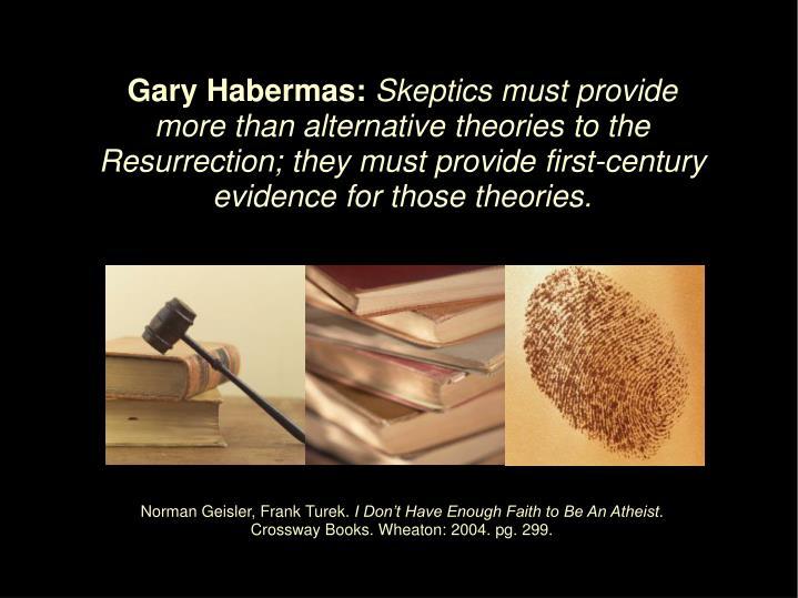 Gary Habermas: