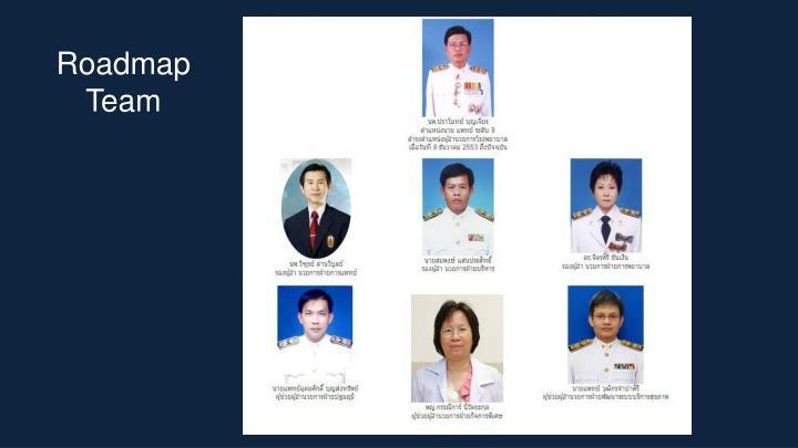 Roadmap Team