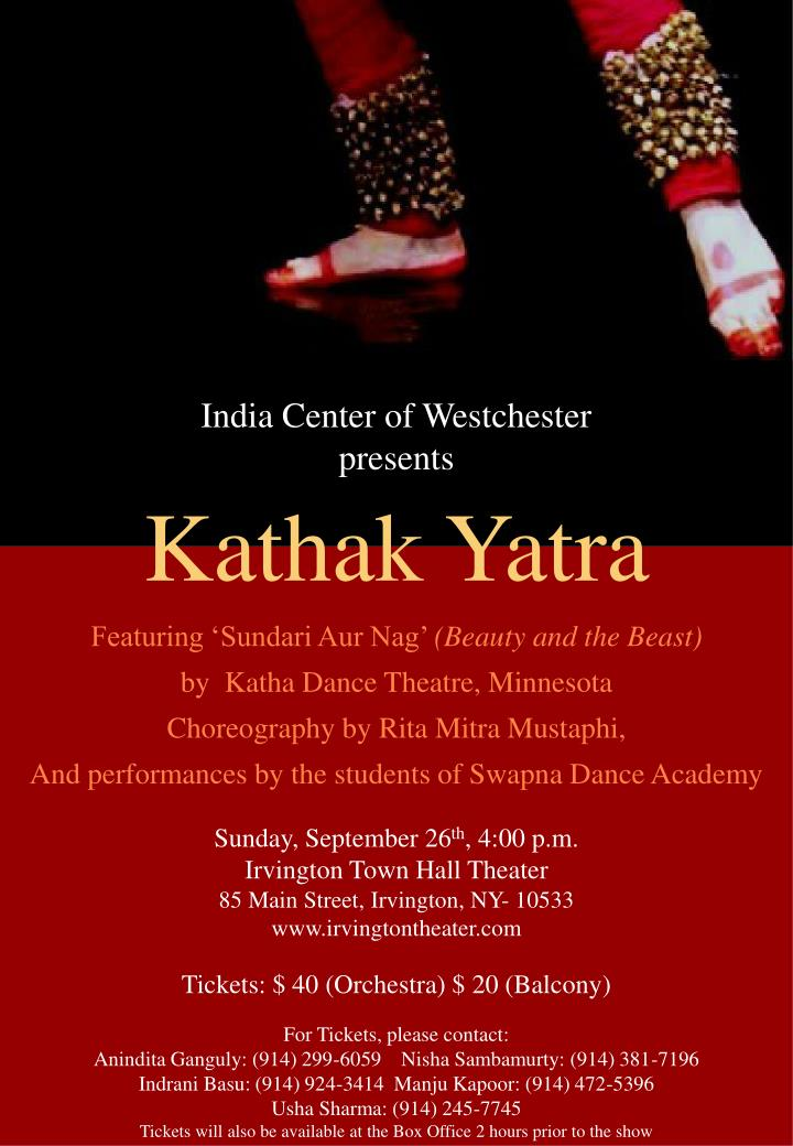 India Center of Westchester