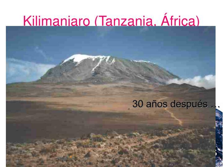 Kilimanjaro (Tanzania, África)