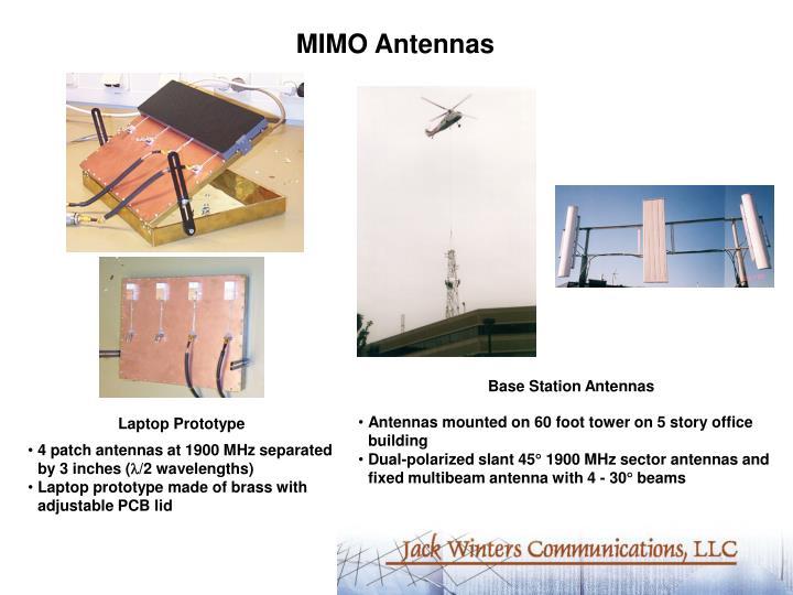 MIMO Antennas