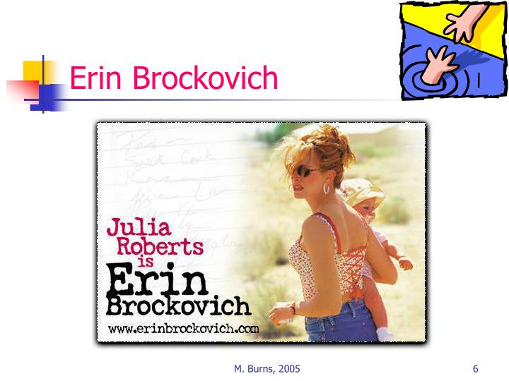 erin brokavitch movie essay Read erin brockovich essays and research papers view and download complete sample erin brockovich essays, instructions, works cited pages, and more get unlimited access to 100,000+ essays.