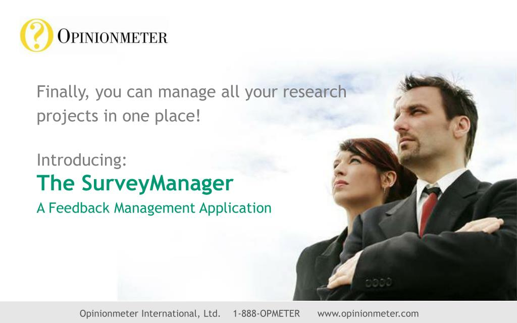 Finally, you can manage all your research