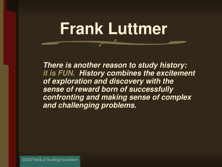 Frank Luttmer