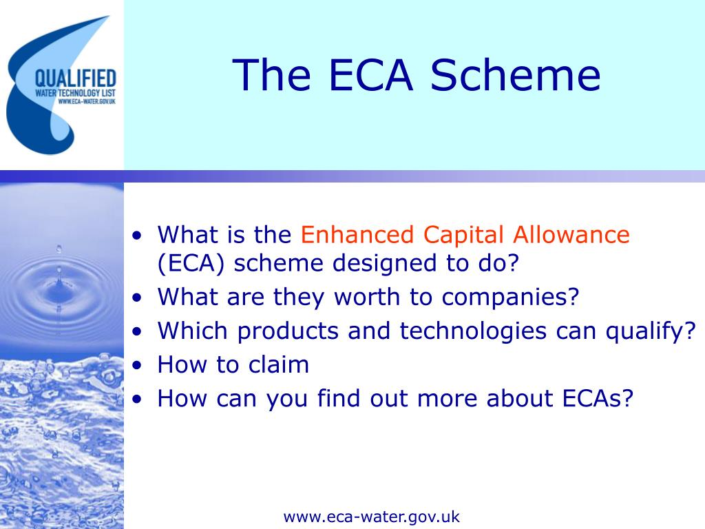 The ECA Scheme