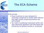 the eca scheme4