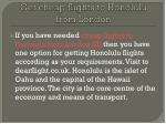 get cheap flights to honolulu from london
