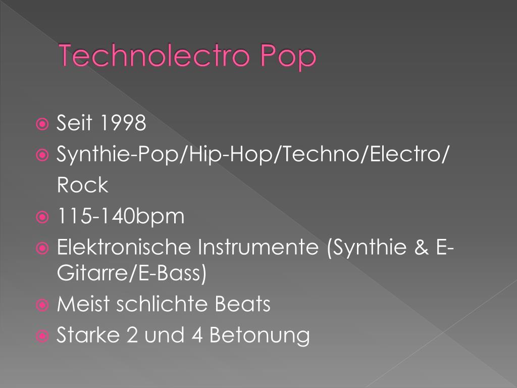 Technolectro