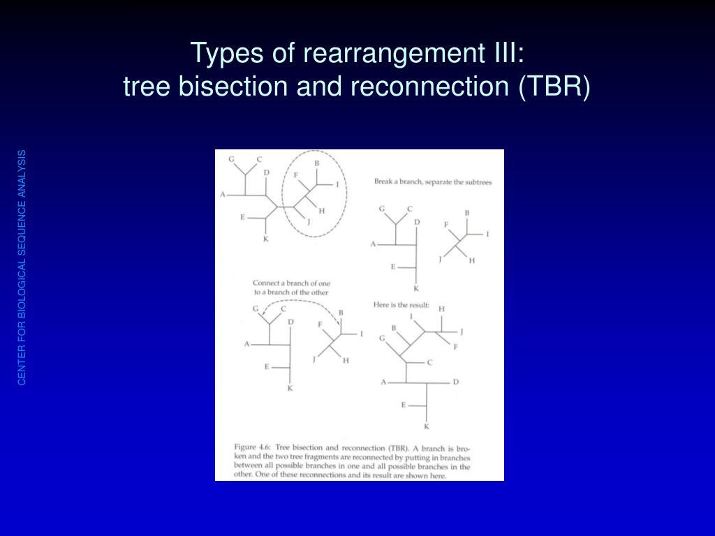 Types of rearrangement III: