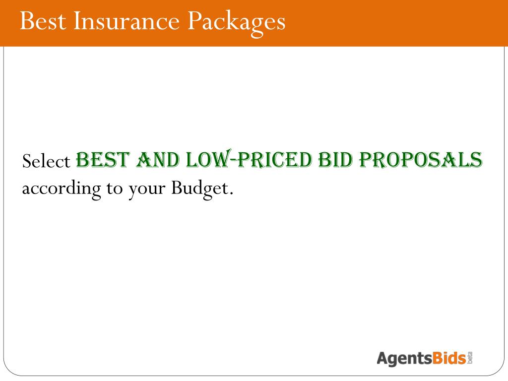 Best Insurance Packages