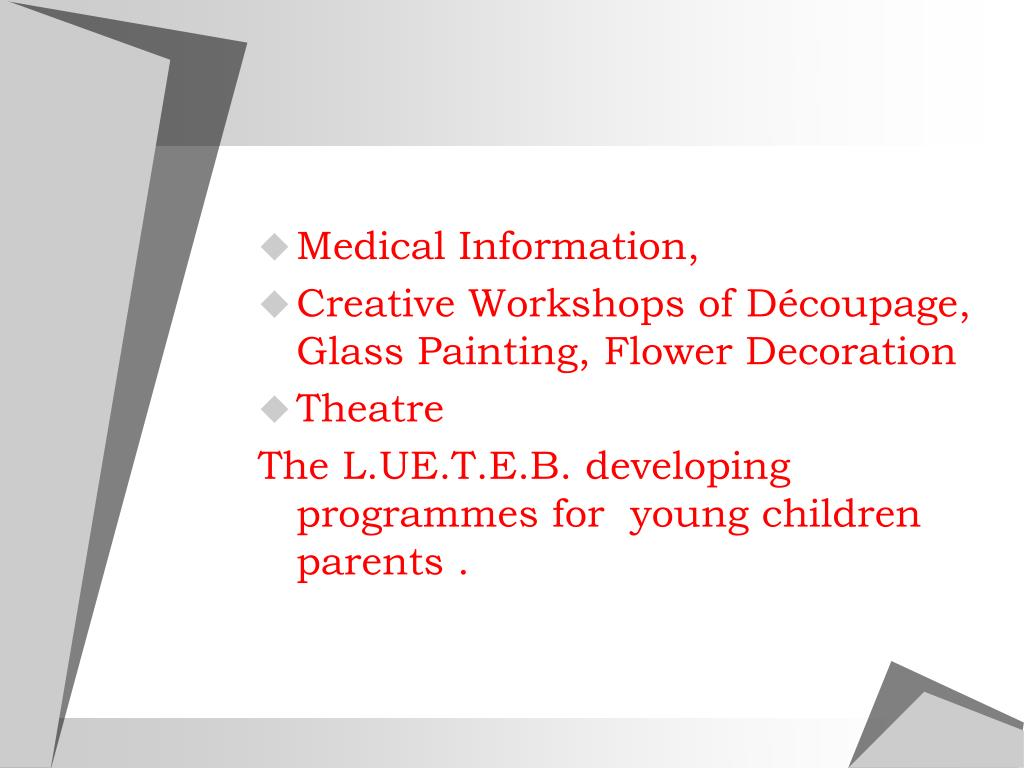 Medical Information,