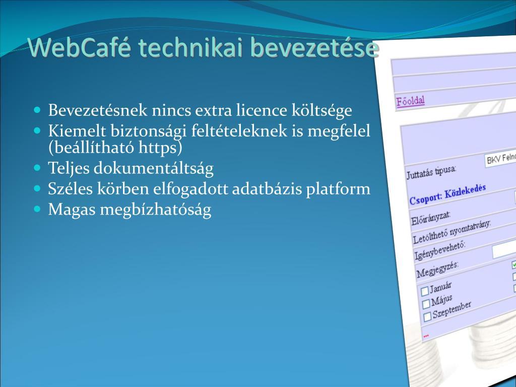 WebCafé