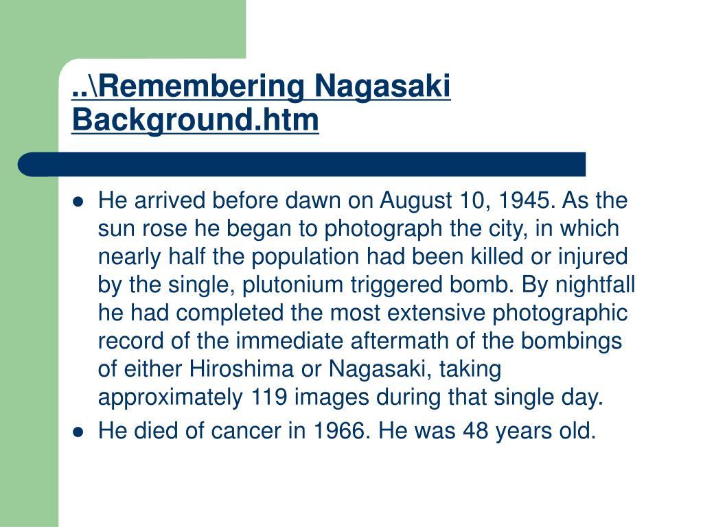 ..\Remembering Nagasaki Background.htm