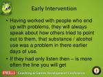 early intervention22