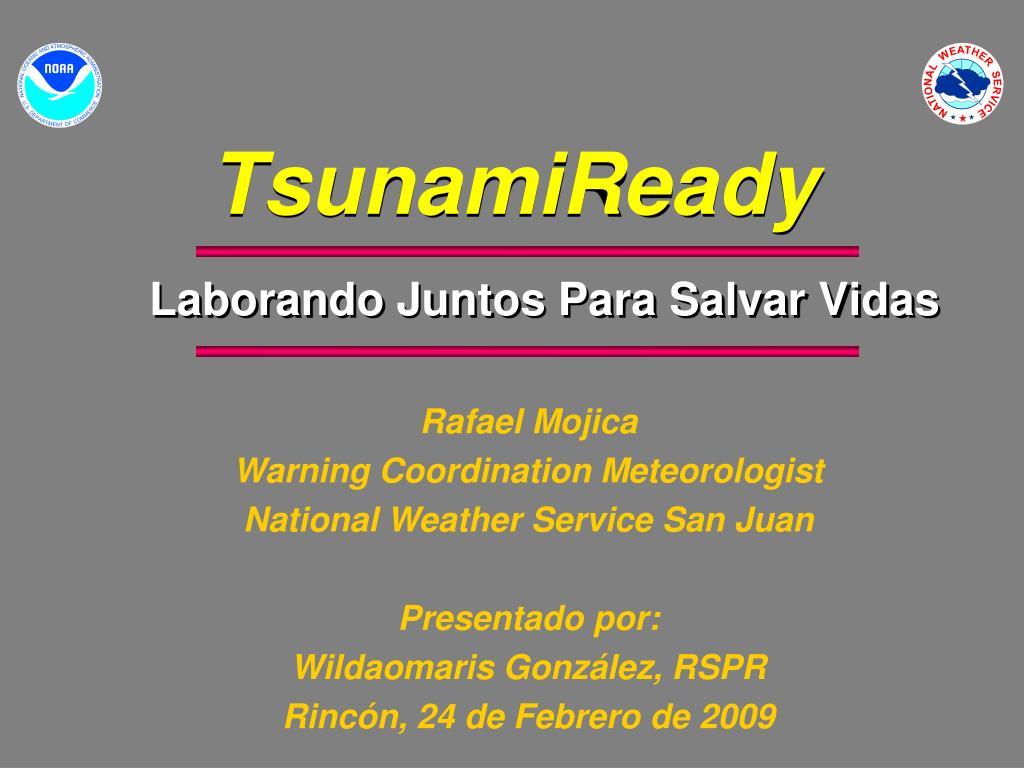 tsunamiready