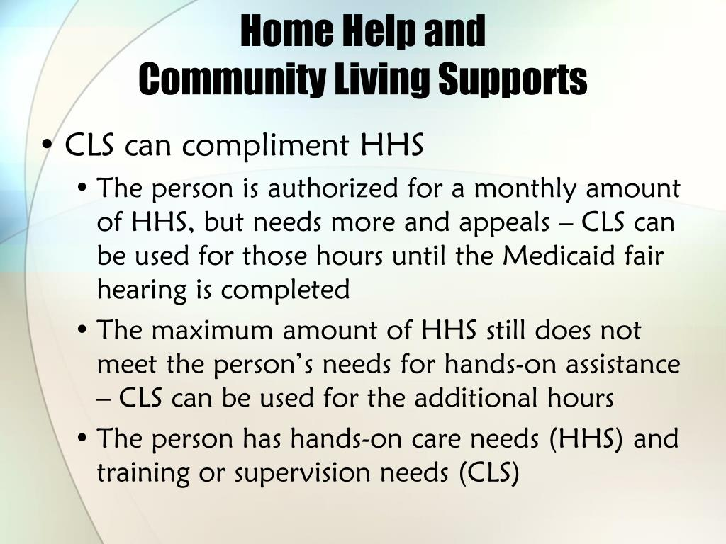 Home Help and