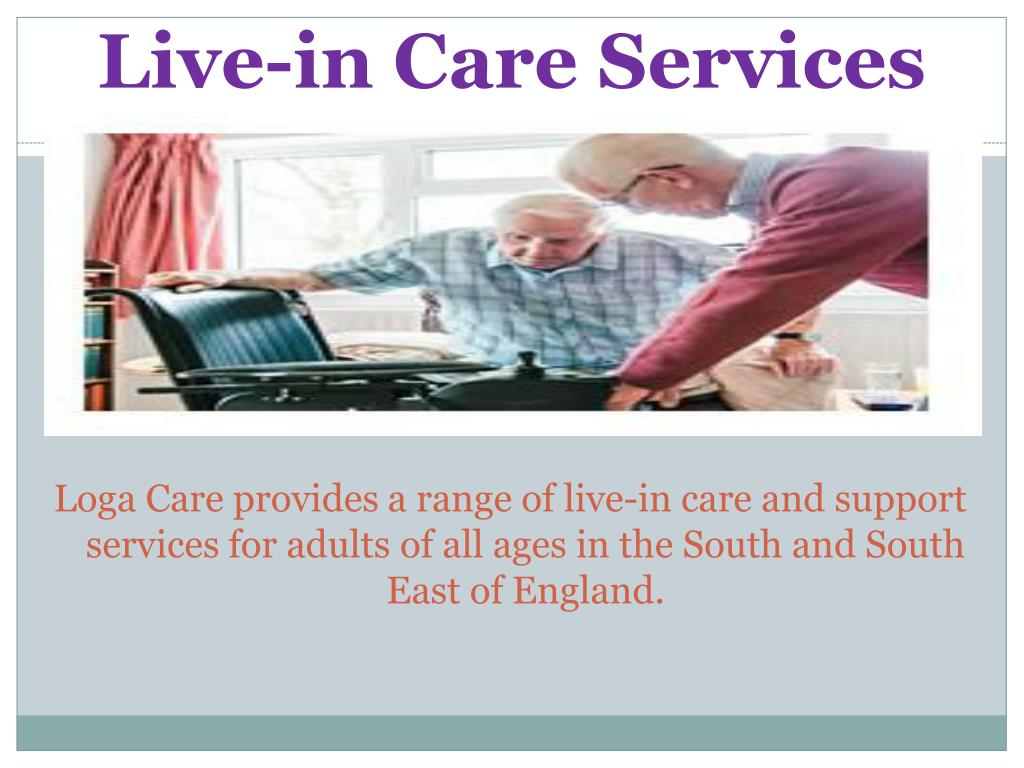 Live-in Care Services